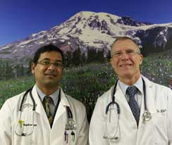 Dr. Hamilton Licht and Dr. Sajal Kumar - Nephrologists in Yakima